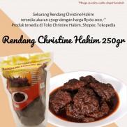 Rendang Christine Hakim 250gr